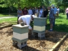 Carrboro HS Hives Move