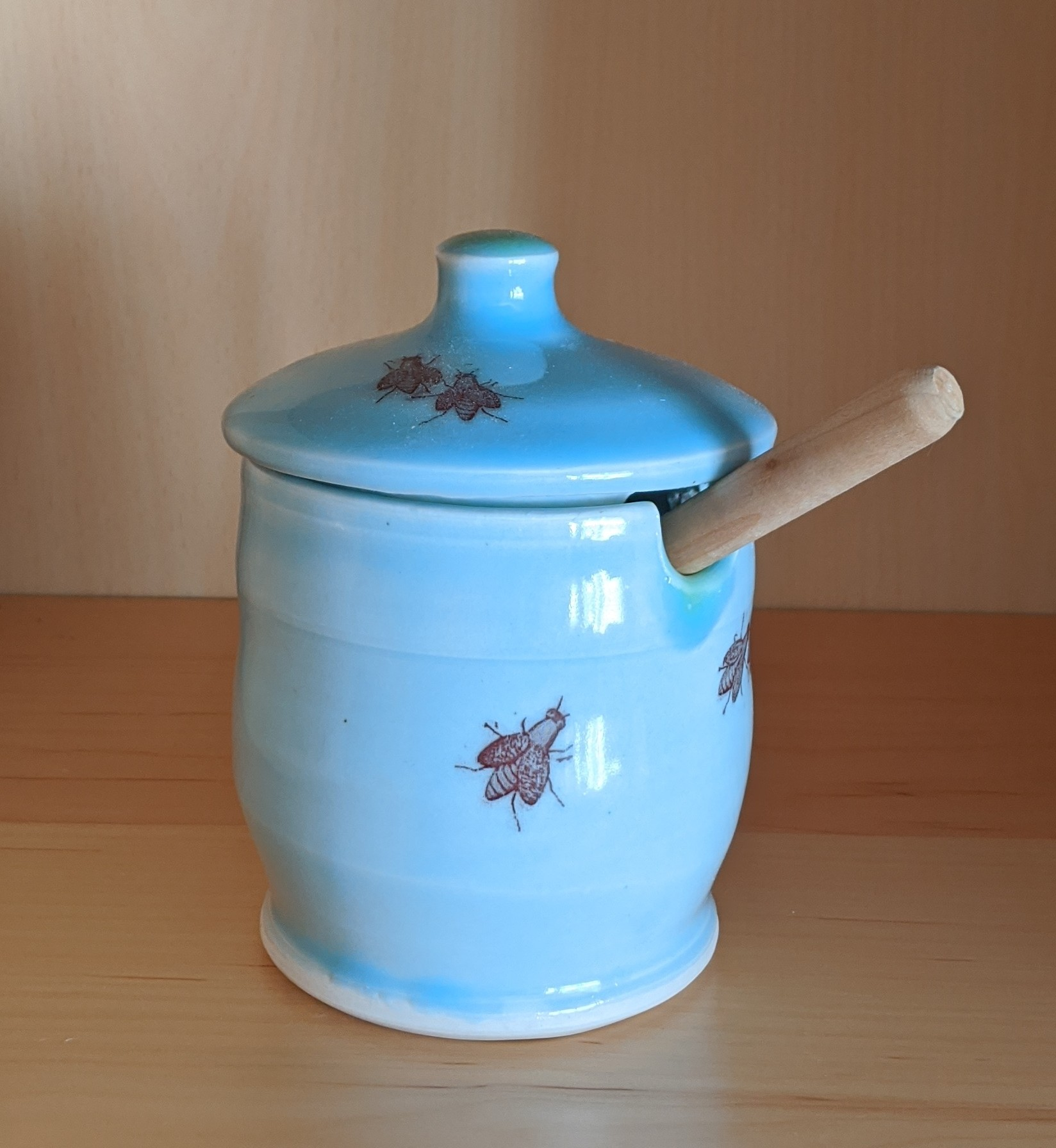 Honey Pot - light blue